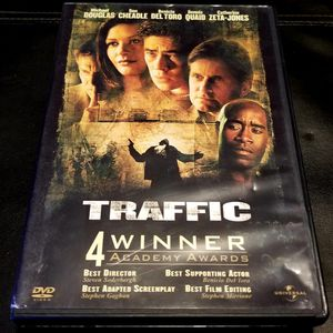 Traffic DVD for Sale in Marysville, WA