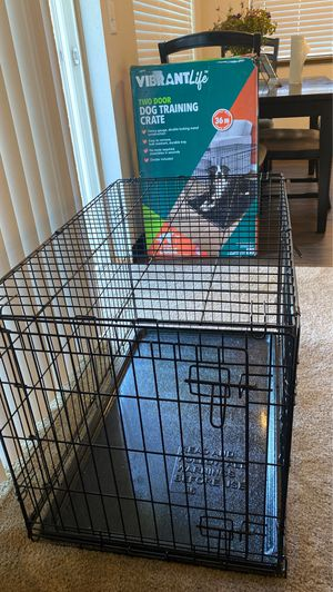 BRAND NEW DOG KENNEL/CRATE for Sale in Gresham, OR