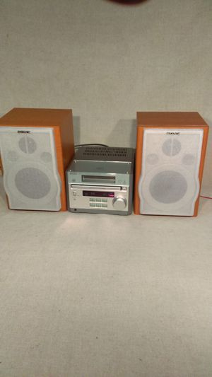 Sony HiFi stereo system with speakers for Sale in Richmond, VA