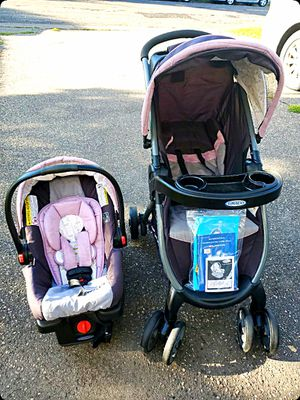 Graco Car seat travel system for Sale in Saint Paul, MN