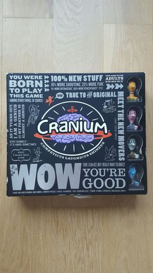 Cranium board game for Sale in Arlington, VA