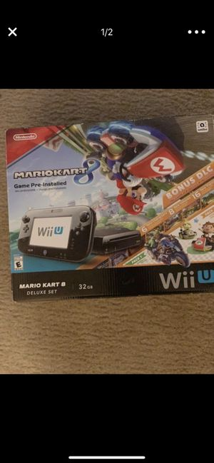 Wii u for Sale in Stockton, CA