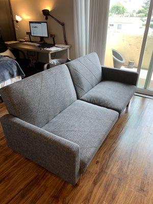 Futon/Sofa (grey) for Sale in San Diego, CA