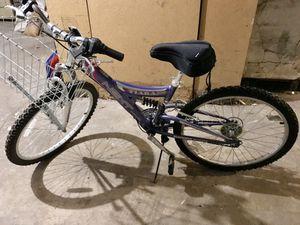"Next Tiara Pro Girls 24"" bike with basket for Sale in Brookline, MA"