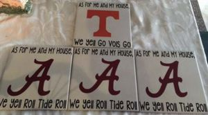 Football plaques for Sale in Smyrna, TN