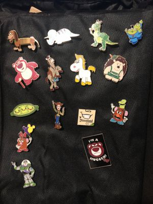 Disney Pins Toy Story for Sale in Pomona, CA