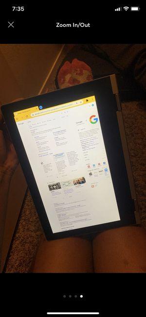Lenovo chromebook for Sale in Las Vegas, NV