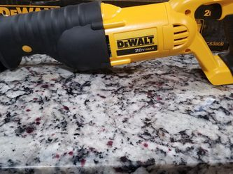 DEWALT 20-Volt MAX Cordless Reciprocating Saw (Tool-Only) for Sale in Irving,  TX