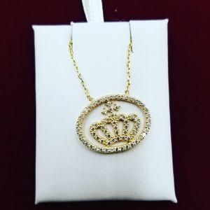 14k Charm and necklace for Sale in Dallas, TX