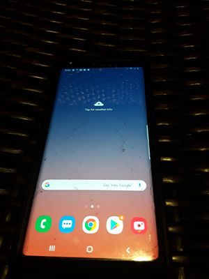 Samsung Galaxy Note9 128GB ( Unlocked)Any Carrier for Sale in Goodyear, AZ