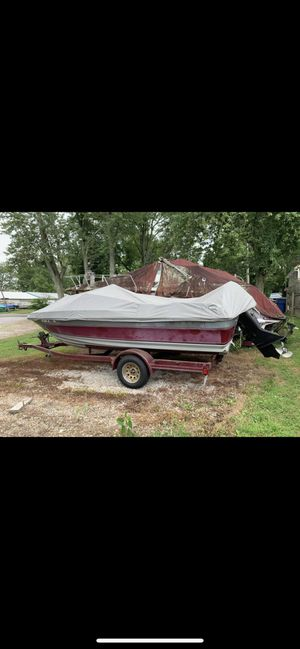 1987 maxum 20ft for Sale in Thornville, OH
