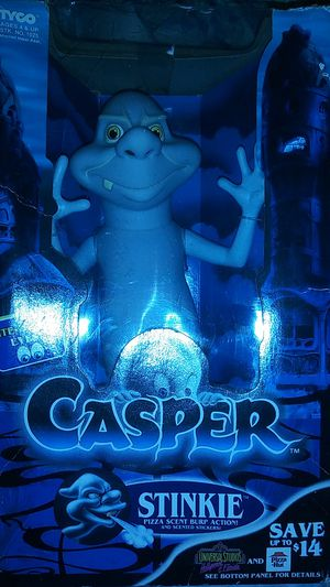 Collectible Casper the ghost toy 1994 for Sale in Yardley, PA