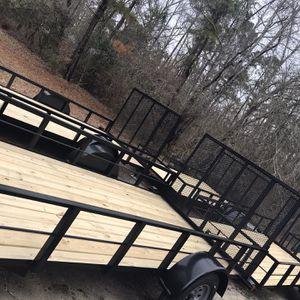 2021 BRAND NEW ! 6x12 Utility Trailer ! HIGH SIDES for Sale in Gadsden, SC