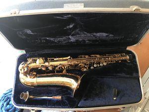 Conn Alto Saxophone Stars and Stripes for Sale in Fresno, CA