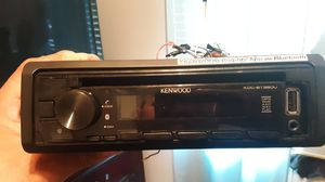 Kenwood blue tooth radio for Sale in Dinuba, CA