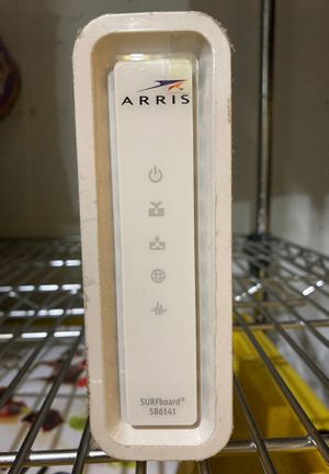 Arris SURFboard SB6141 Cable Modem for xfinity for Sale in Stow, MA
