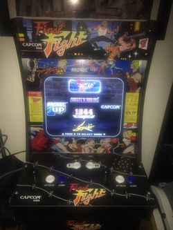 Arcade 1UP FINAL FIGHT for Sale in Los Angeles,  CA