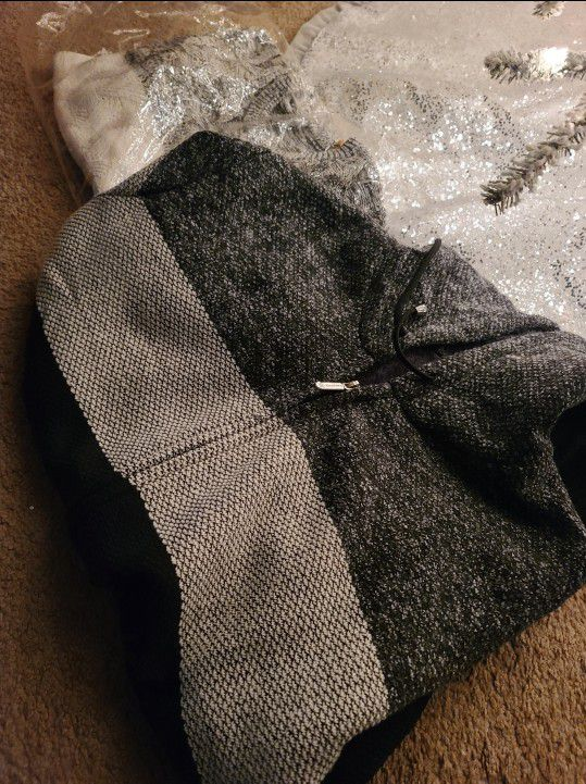Two Winter Sweaters Size Medium