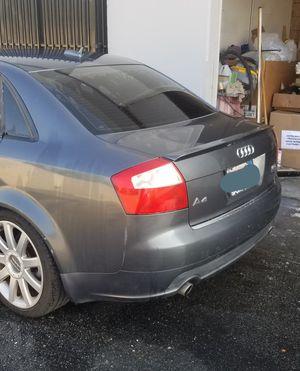 Audi a4 quuattro 2005, $ 1500 o por partes tiene dañado el turbo. More info {contact info removed} for Sale in Los Angeles, CA