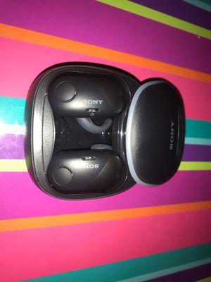 Sony wireless bluetooth headphones for Sale in Bay Lake, FL