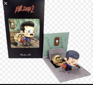 Loot Crate Evil Dead 2 Toy Figure Collectible for Sale in Pacifica, CA