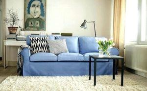 Denim couch for Sale in Salt Lake City, UT