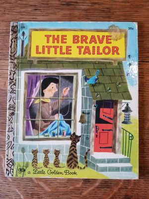 """Little Golden Book #178 """"The Brave Little Tailor"""" 2nd printing 1972 for Sale in Lexington, SC"""
