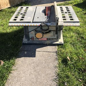 Table saw for Sale in Falls Church, VA
