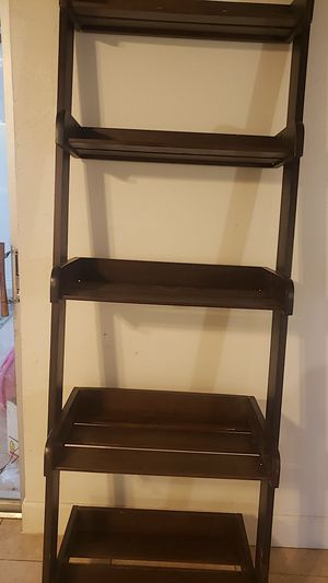 Ladder shelf for Sale in Scottsdale, AZ