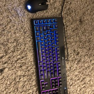 Corsair Keyboard And Mouse for Sale in Manassas, VA