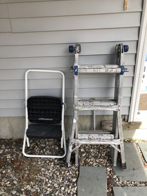 Painters ladders for Sale in Milford, MA