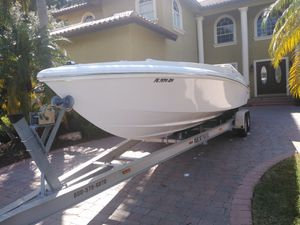 Scarab 27 signature for Sale in HALLANDLE BCH, FL
