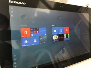 Lenovo Ideacentre flex 20 tablet all in one for Sale in Lake Stevens, WA