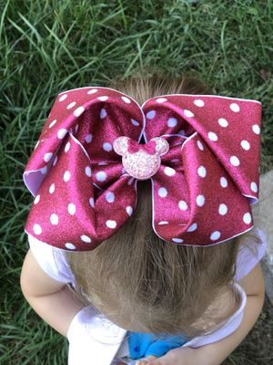 Minnie Hair Bow for Sale in Milton, PA