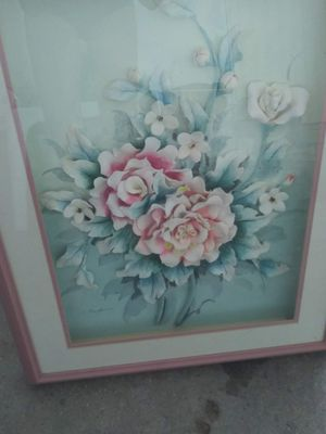 Rose 3d picture for Sale in Port Richey, FL