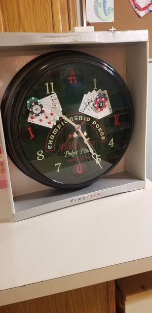 Wall clock for Sale in MONTGMRY, IL