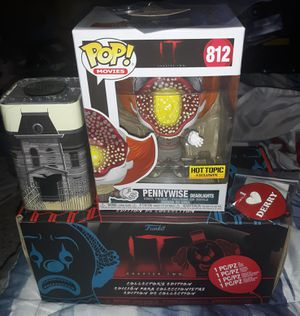 Funko Pop - Pennywise Collectible Items for Sale in Fort Washington, MD