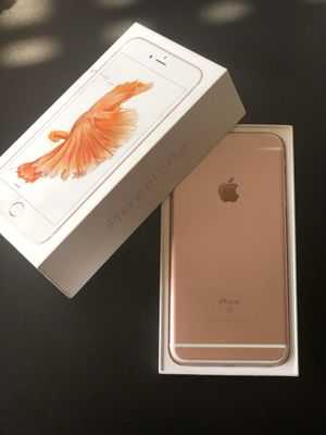 iPhone 6s Plus Rose Gold Unlocked (accepting offers) for Sale in Stockbridge, GA