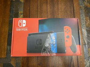 Nintendo Switch with Neon Gray Joy-Con Console NEW 32GB for Sale in Queens, NY