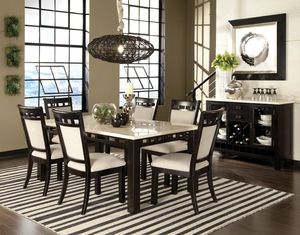 Dining table set Dining room furniture chairs for Sale in Baltimore, MD