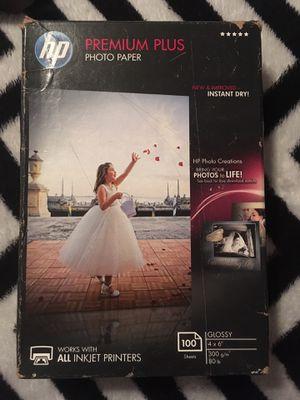 LG premium plus photo paper for Sale in Brandon, FL