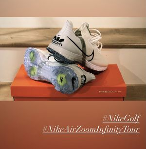 Nike Golf: Mens Air Zoom Infinity Tour size 11.5 for Sale in San Diego, CA