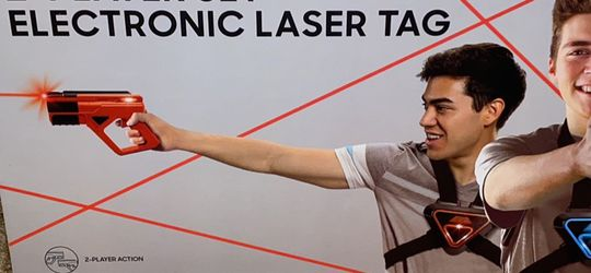 Electronica two player laser tag for Sale in Centreville,  VA