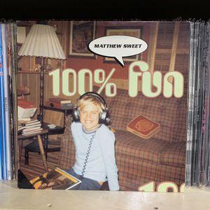 Mathew Sweet - 100% Fun Vinyl Record for Sale in Los Angeles, CA
