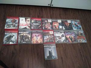 PlayStation 3 games for Sale in Denver, CO