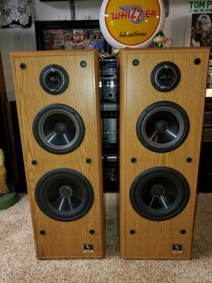 Infinity sl40 speakers for Sale in Cary, IL