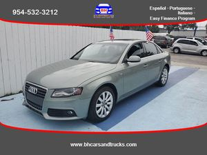 2010 Audi A4 for Sale in North Lauderdale, FL