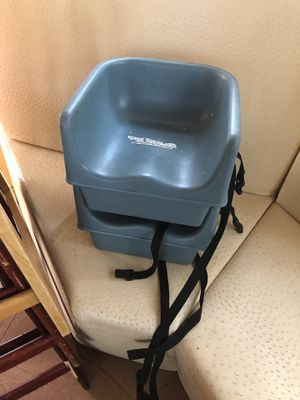 Booster seats for Sale in Burlington, NJ