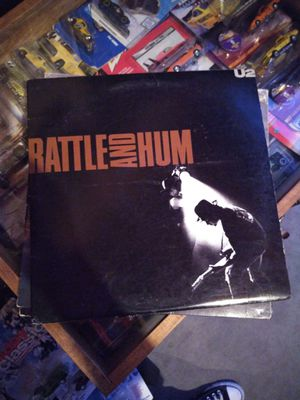 U2 RATTLE & HUM VINYL for Sale in Glendora, CA
