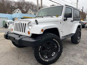 2012 Jeep Wrangler for Sale in Leominster, MA